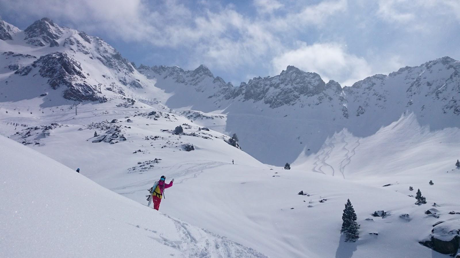 Hautes Pyrenees, el pirineo clásico: Bareges – La Mongie