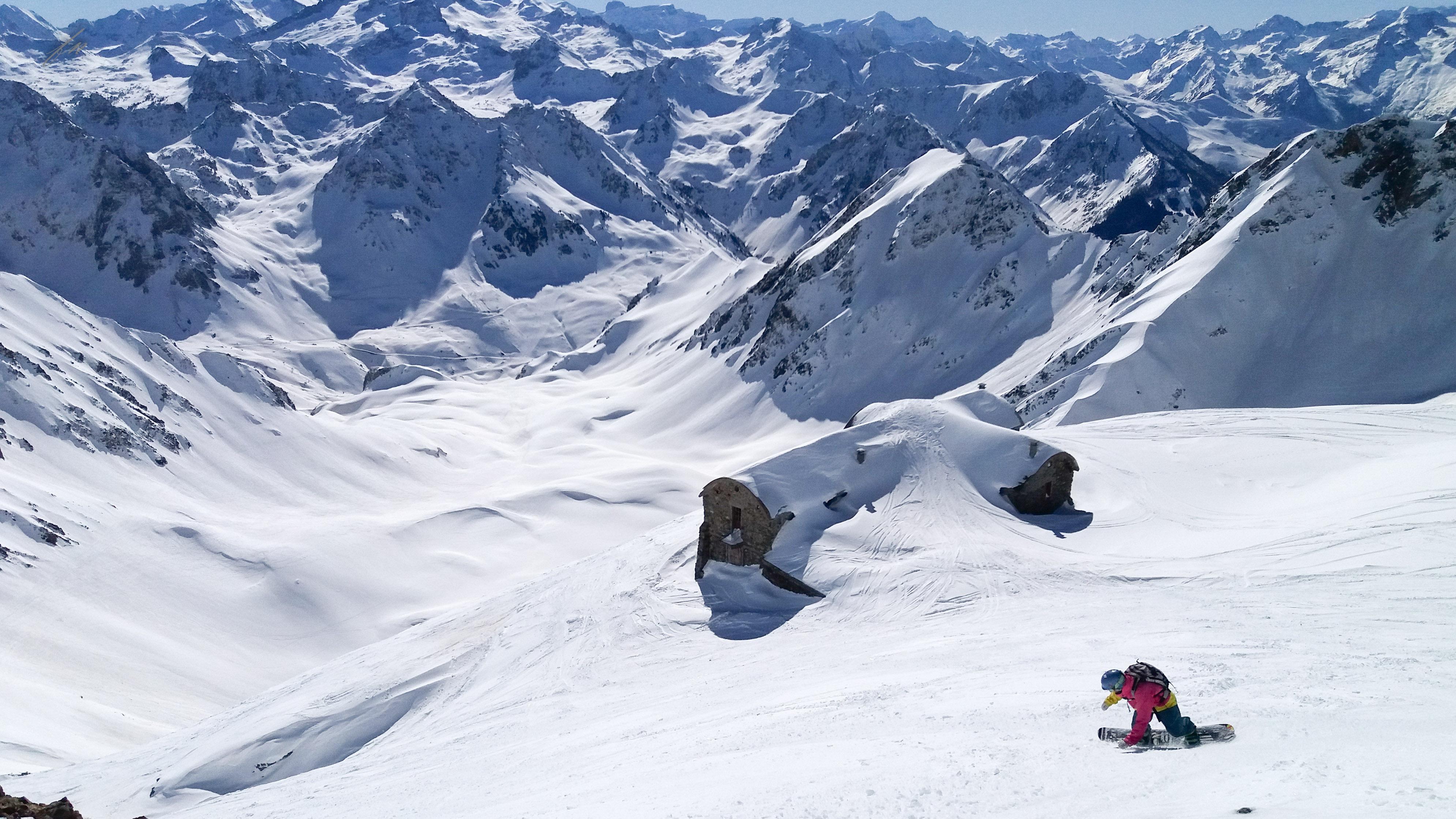 Pic du Midi: freeride pirenaico