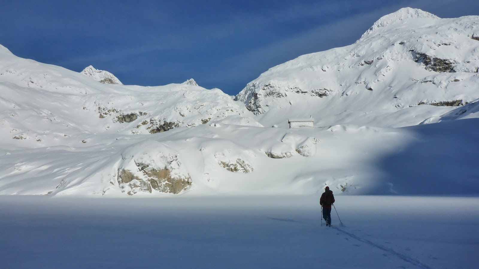 Bachimaña: paraíso invernal