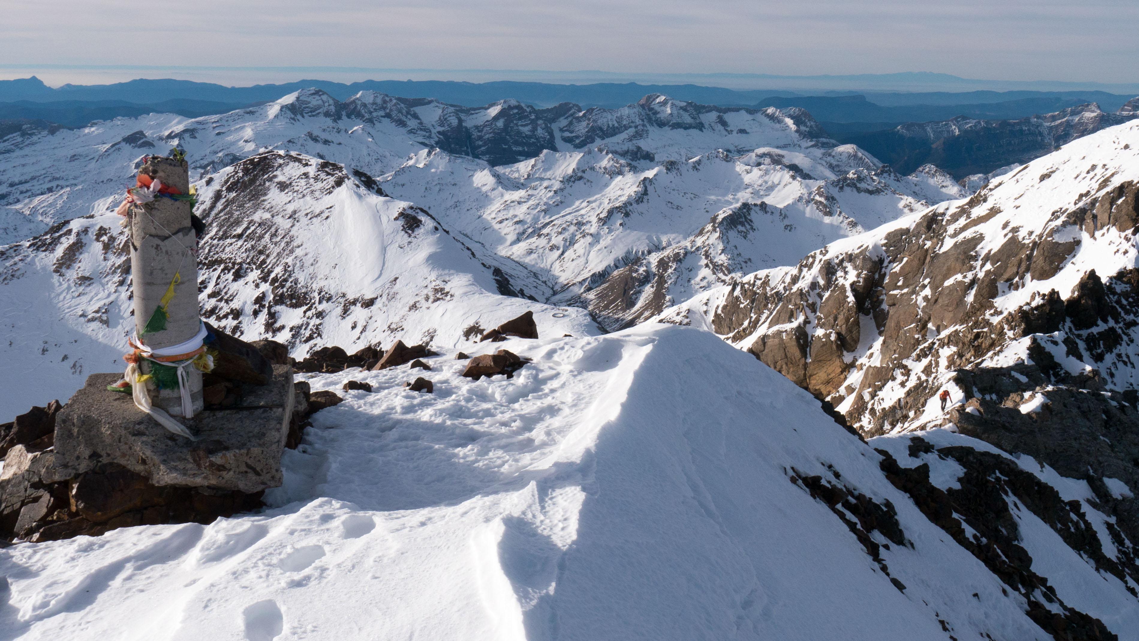 «international mountain day» en el Vignemale